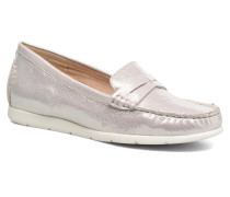 Ettiene Slipper in silber