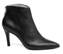 Itlys 7 zip back boot Stiefeletten & Boots in schwarz