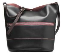 Seau bicolore Handtaschen für Taschen in schwarz
