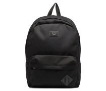 OLD SCHOOL II Rucksack in schwarz
