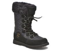 Ousery Nylon 2 Stiefeletten & Boots in schwarz