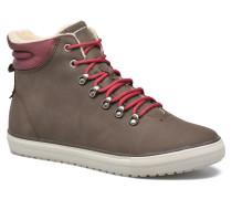 Mika Bootie Sneaker in braun