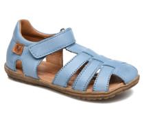 See Sandalen in blau