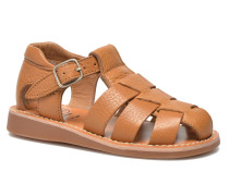 YAPO PAPY BUCKLE Sandalen in braun