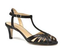 Doliate Sandalen in schwarz