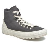 Ctas Street Hiker Hi Sneaker in schwarz