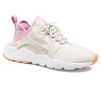 W Air Huarache Run Ultra Sneaker in weiß