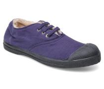 Tennis Fourrees E Sneaker in lila