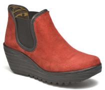 Yat Stiefeletten & Boots in rot
