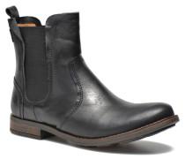 Una Stiefeletten & Boots in schwarz