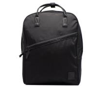 Standout Backpack Rucksäcke für Taschen in schwarz