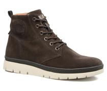 Pallasider Mid Sue Stiefeletten & Boots in schwarz