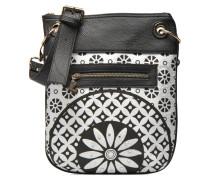 BANDOLERA MARGARITA 2 Handtaschen für Taschen in schwarz