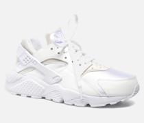Wmns Air Huarache Run Sneaker in weiß