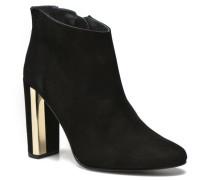 Francesca Suede Stiefeletten & Boots in schwarz