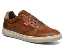 Perris Oxford Sneaker in braun