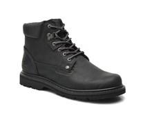 Sefano Stiefeletten & Boots in schwarz