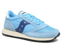 Jazz Original Vintage Sneaker in blau