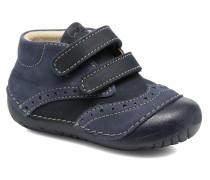 Andrea Stiefeletten & Boots in blau