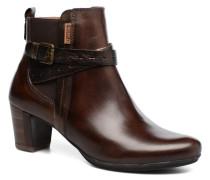 SEGOVIA W1J8795 Stiefeletten & Boots in braun