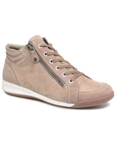 Rabatt Visum Zahlung Ara Damen Rom 34410 Sneaker in beige Spielraum 2018 Unisex Kauf Verkauf Online Angebote Günstigen Preis Auftrag SGjwY
