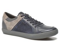 U BOX D U54R3D Sneaker in blau