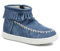 JOJO FRINGY Stiefeletten & Boots in blau