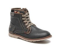 Milky Stiefeletten & Boots in grau