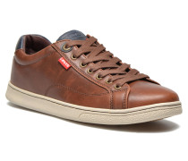 Tulare Low Lace Sneaker in braun