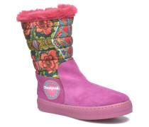 Winter Stiefeletten & Boots in rosa