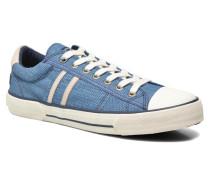 Serthi fabric Sneaker in blau