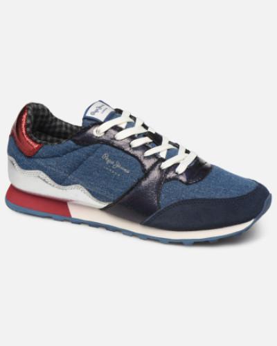 Verona W Fray C Sneaker in blau
