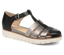D DARLINE D721YD Sandalen in schwarz