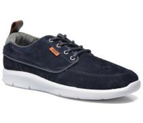 Brigata Lite + Sneaker in blau