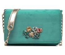 Crossbody S suède Handtaschen für Taschen in blau