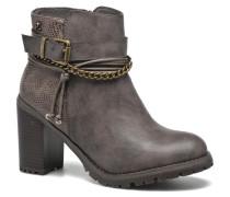 Pauline 63132 Stiefeletten & Boots in grau