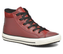Chuck Taylor All Star Boot Hi Sneaker in rot
