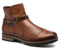 Fiona R2278 Stiefeletten & Boots in braun