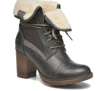 Mupha Stiefeletten & Boots in grau