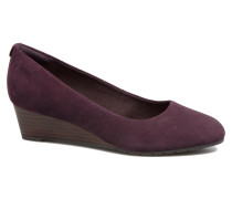 Vendra Bloom Pumps in lila