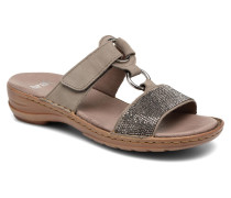 Hawai Clogs & Pantoletten in grau