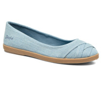 Glo2 Ballerinas in blau