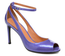 Ursa Pumps in blau