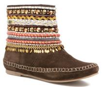 Kan Stiefeletten & Boots in braun