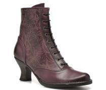 Rococo S846 Stiefeletten & Boots in lila