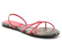 SPIRAL Sandalen in rosa