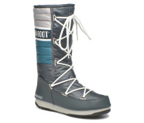 We Quilted Stiefeletten & Boots in blau