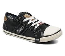 Flaki Sneaker in schwarz