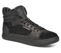 New augur Sneaker in schwarz