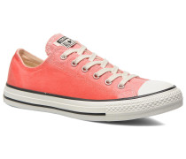 Chuck Taylor All Star Ox Sunset Wash W Sneaker in rosa